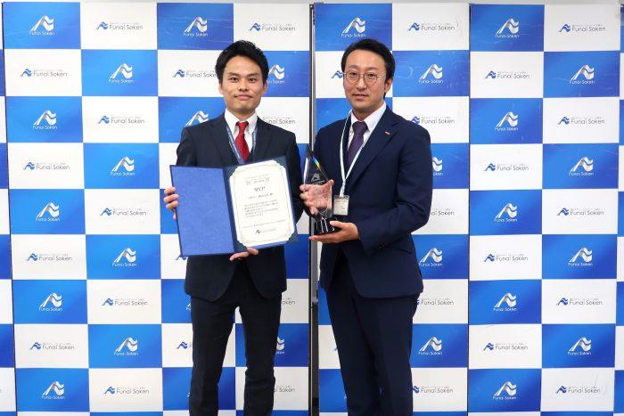 セキュリティビジネス経営研究会MVP受賞式